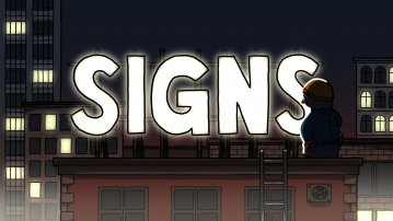 Signs, Dustin Rees, CH 2020