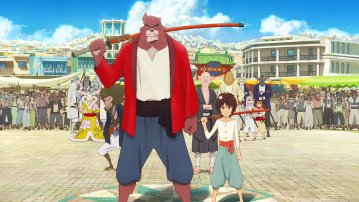 The Boy and the Beast, Mamoru Hosoda, JP 2015