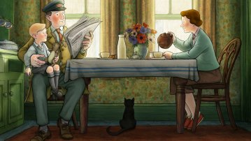 Ethel & Ernest, Roger Mainwood, GB/LU 2017