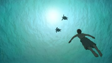 La tortue rouge, Michael Dudok de Wit, FR/JP/BE 2016