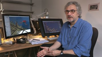 Docu: The Longing of Michael Dudok de Wit, Maarten Schmidt, Thomas Doebele, NL 2016